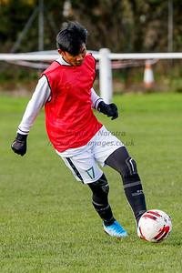 29th Oct 2019, Garuda Select vs Mansfield Town, Birmigham FA