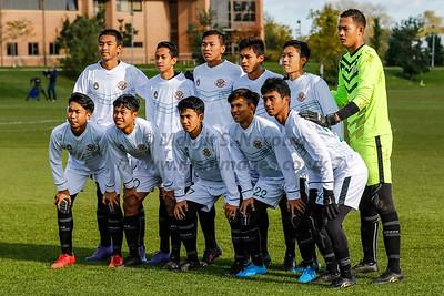 22nd Oct 2019, Garuda Select vs Northampton U18, Northampton