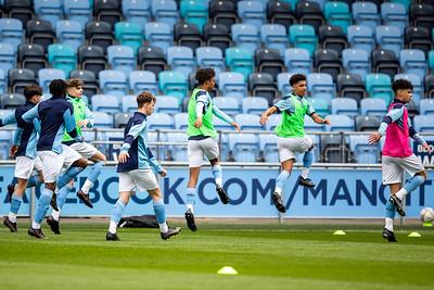 10/05/2021 Manchester City Youth vs Garuda Select XI, Man City Mini Stadium