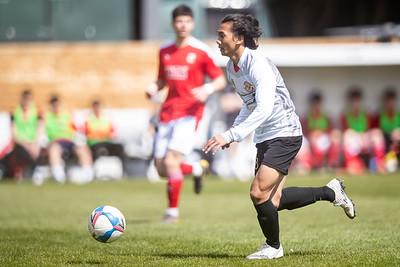 Swindon U18s vs Garuda Select XI  13/04/2021