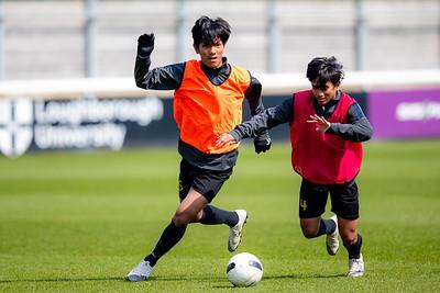 Garuda Select XI vs Leeds Utd U18