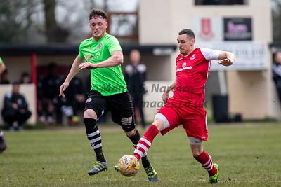 Highgate Utd FC vs Boldmere St Michaels FC