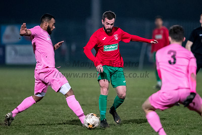 27th Feb 2019, Coventry Utd FC vs Highgate Utd FC, Total Motion MFL Premier Division, Butts Lane