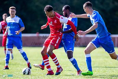 1st Sept 2018, Highgate FC vs AFC Wulfrunians, MFL Premier Division