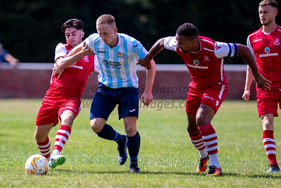 4th August 2018, Highgate FC vs Coventry Sphinx FC