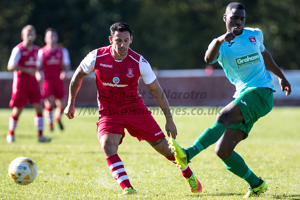 29th Sept 2018, Highgate FC vs Coventry Utd FC, Total Motion MFL Premier Division, The Coppice