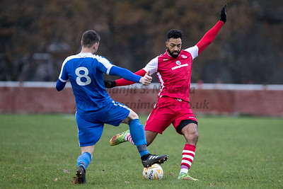 24th Nov 2018, Highgate Utd vs  South Normanton Athletic FC, Total Motion MFL Premier Division