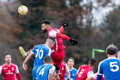 24th Nov 2018, Highgate Utd vs  South Normanton Athletic FC, Total Motion MFL Premier Division