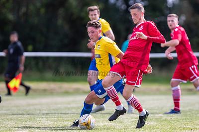 31st August 2019, Highgate Utd FC vs Ellistown FC, FA Vase Round 131st August 2019, Highgate Utd FC vs Ellistown FC, FA Vase Round 1