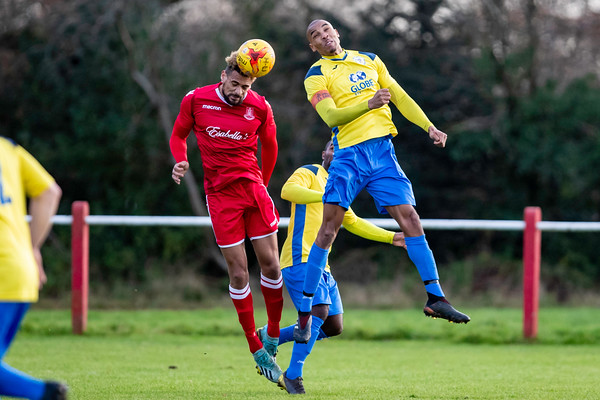 7th Dec 2019, Highgate Utd FC vs Sporting Khalsa FC, MFL Premier Division