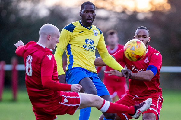 7th Dec 2019, Highgate Utd FC vs Sporting Khalsa FC, MFL Premier Division