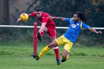 23rd Nov 2019, Highgate United FC vs Tividale FC, Midland Football League Premier Division