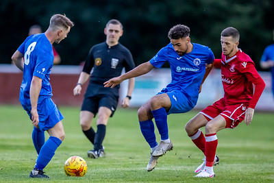 1st Sept 2019, Highgate Utd FC vs AFC Bridgnorth, FA Cup Preliminary Round