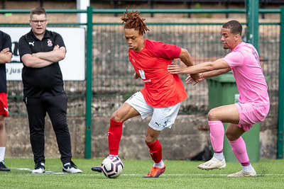 22nd Aug 2020, Redditch Utd FC vs Highgate Utd FC, Pre-season friendly