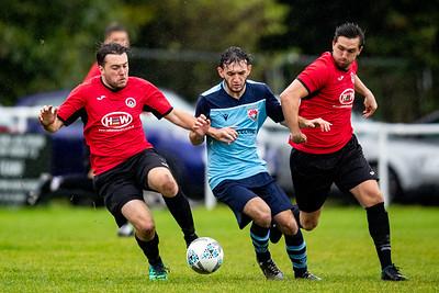 3rd Oct 2020, Knowle FC vs Solihull Utd, MFL Div 2