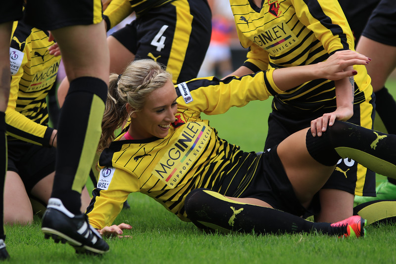 Photo: Leila Coker Watford Ladies v Everton Ladies  Premier League Match 01/05/2016