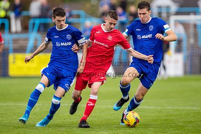7th Sept 2019, Halesowen Town FC vs Lichfield Town FC, FA Cup Preliminary