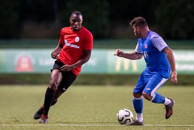 9th Sept 2019, Lichfield City FC vs GNP Sports FC, MFLP Div 1