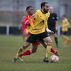 Photo: Media Image Ltd Banbury United v North Leigh The Evo Stik League Southern Division  13/02/2016  ©Media Image Ltd - MI News & Sport. FA Accredited. Premier Premier League Licence No: PL15/16/P5067. Football League Licence No: FLGE15/16/P5067. Football Conference Licence No: PCONF 222/15 Tel +44(0)7974 568 859.email andi@mediaimage.ltd.uk, 16 Bowness Avenue, Cheadle Hulme. Stockport. SK8 7HS. Credit Media Image Ltd
