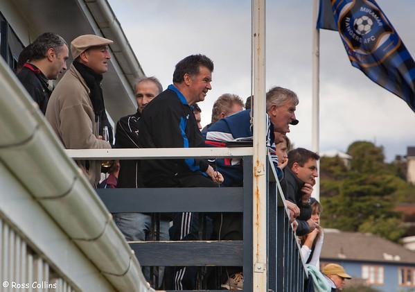 Miramar Rangers vs. Lower Hutt City, Chatham Cup Round 3, David Farrington Park, 19 June 2010
