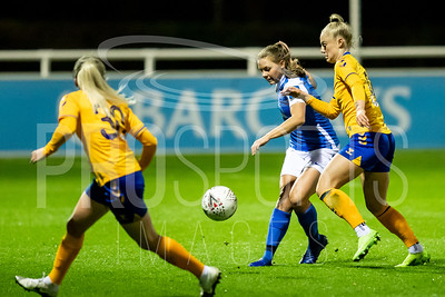 Birmingham City Women v Everton Women 11/03/2021