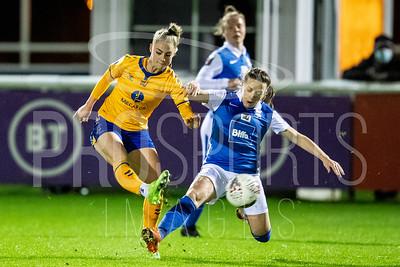 Birmingham City Women v Everton Women 11/03/2021