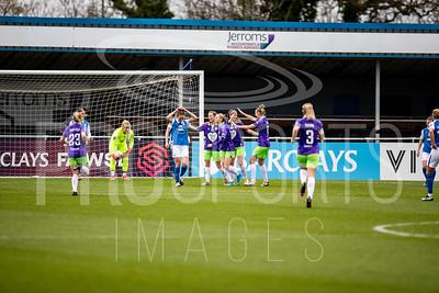 Birmingham City Women v Bristol City Women 28/03/2021