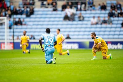 Coventry v Reading 21/08/2021