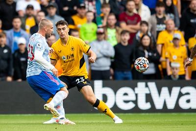 Wolves v Man Utd 29/08/2021