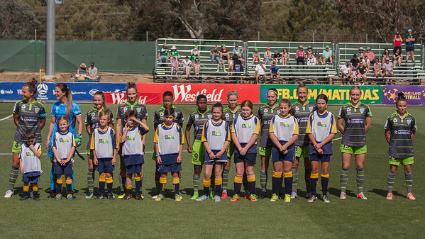 Canberra United Team