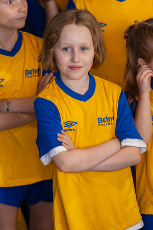 Freya - Mascot for Canbera United