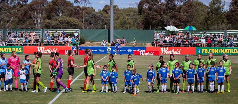 Canberra United Team
