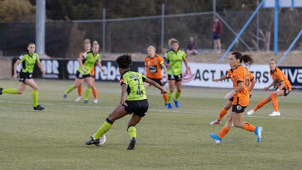 Simone Charley attacks
