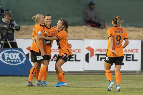 Hayley Raso goal
