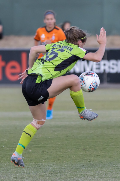 Karly Roestbakken on charge