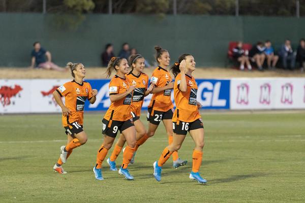 Hayley Raso goal celebration