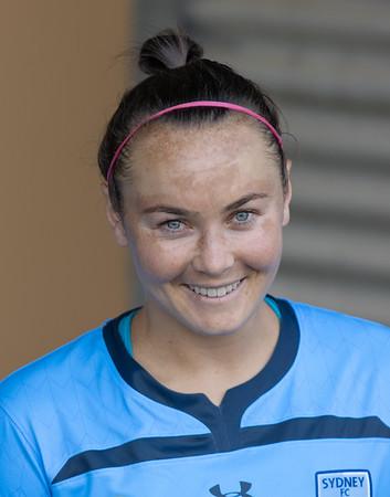 Caitlin Foord smile portrait