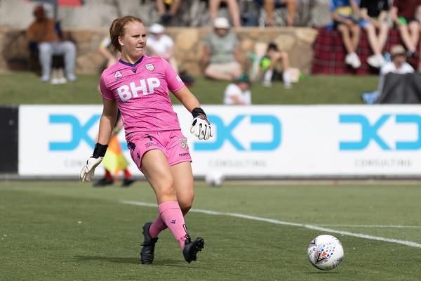 Lily ALFELD - Perth Glory Keeper
