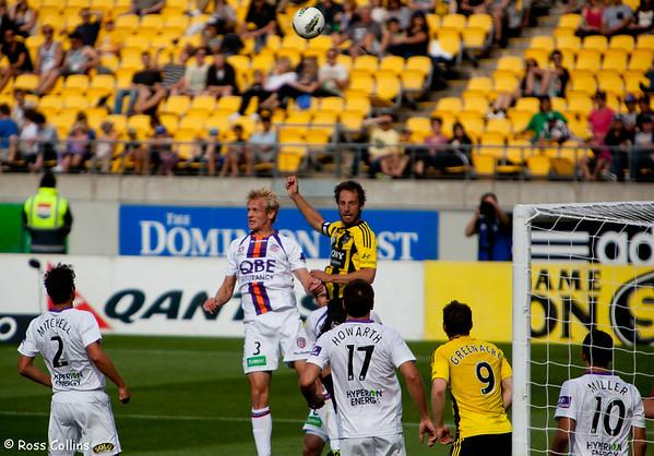 Phoenix 1 vs. Glory 0 - 2011