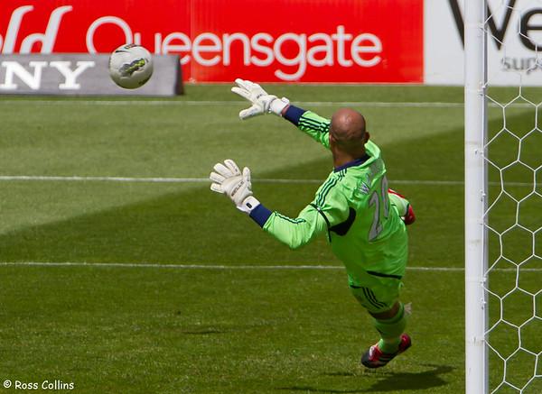 Phoenix 4 vs. Sydney 2 - 2012