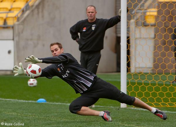 Phoenix in Training at Westpac - 2010