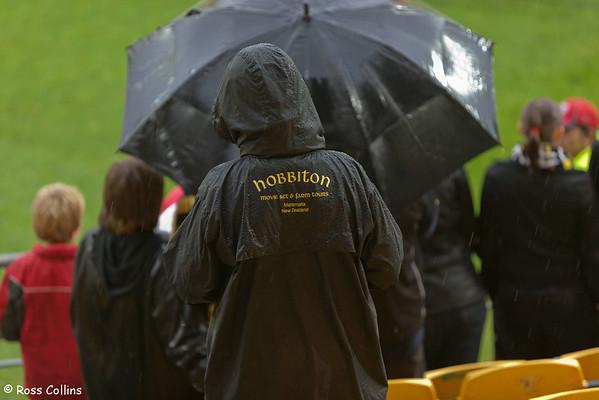 Wellington Phoenix vs. Perth Glory, Westpac Stadium, Wellington, 23 January 2011