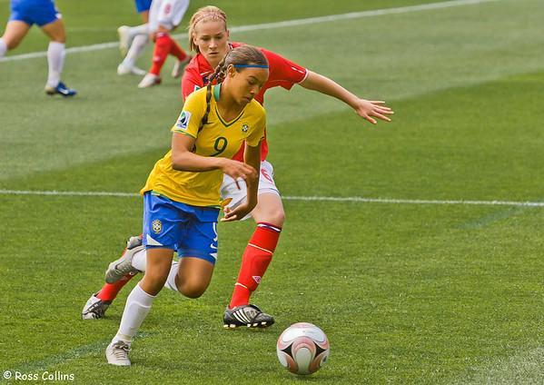 England 3 Brazil 0 FIFA U-17