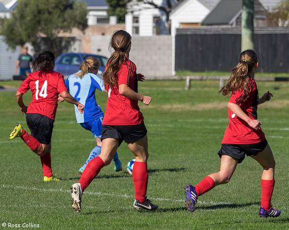 Seatoun vs. BNU, Central League Round 4, Seatoun Park, Wellington, 3 May 2015