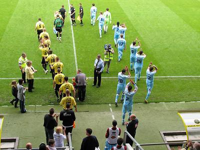 2009-08-29 Burton v Northampton