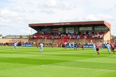 2007-07-28 Droylsden Football Club