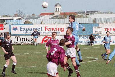 1995-04-01 Hartlepool v Northampton