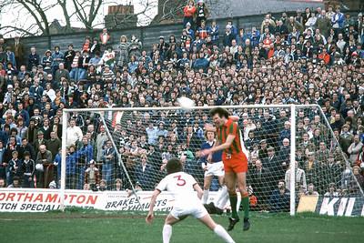 1978-04-22 Northampton v Swansea
