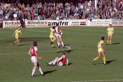 1987-10-11 Rotherham v Northampton