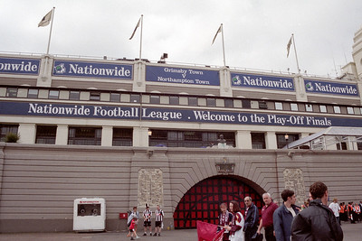1998-05-24 Northampton v Grimsby